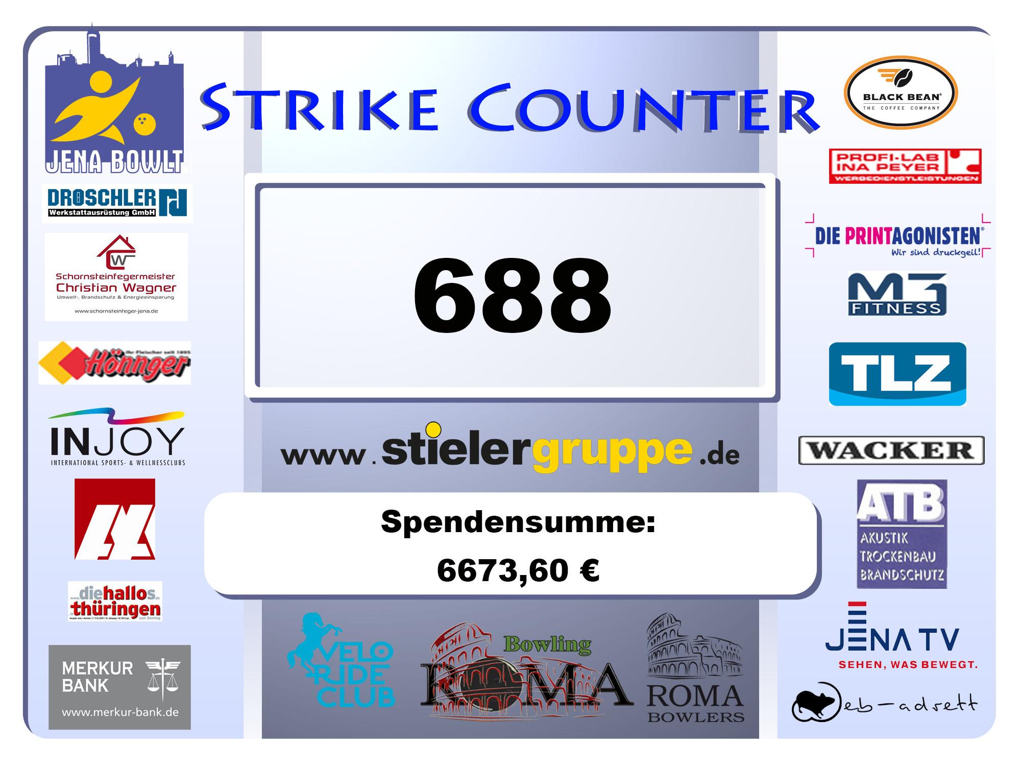 Strike Counter